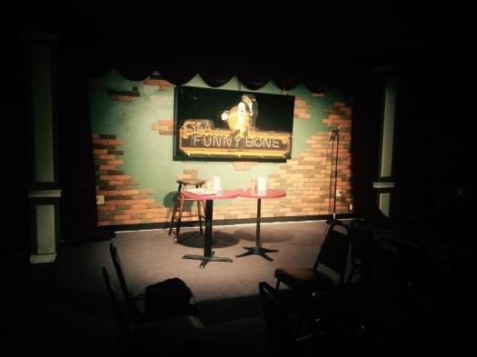 Westport Funnybone Stage
